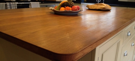 Bespoke worktops are part of out finishing detail